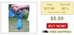 hands free poop bag carriers
