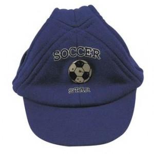 blinking LED soccer cap for dogs on sale