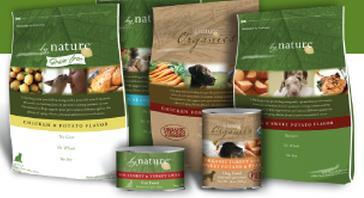 natural pet food first bag free