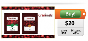cranimals dog supplements on sale