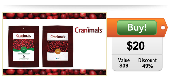 cranimals dog supplements on sale