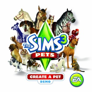 free sims create a pet demo from amazon