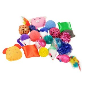 kitty toy grab bag
