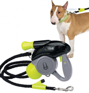misting leash to help keep dogs cool