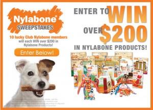 win nylabone products