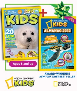 National Geographic Kids Almanac & 1yr