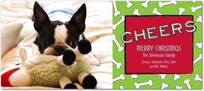 Dog Day Cheer Card