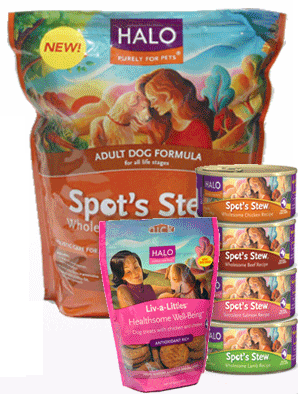 Halo Printable Pet Food Coupons