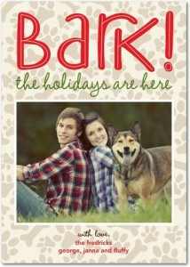 bark holidays are here