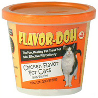 flavor doh for cats
