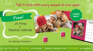 free walgreens prints and desktop calendar with promo codes