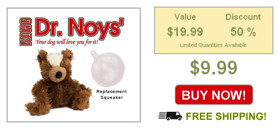 half off 2 pack of kong teddy bears