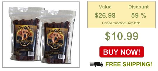 jerky treats for dogs on sale