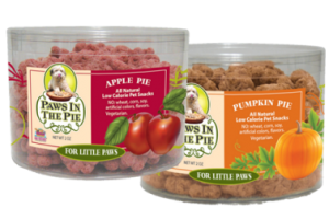 Ark Naturals Paws in the Pie Pet Treats
