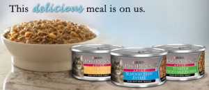 purina free can offer