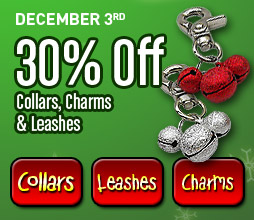 Day 3 of BaxterBoo 12 Days of Christmas Deals for Dogs