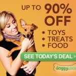 Daily Deals for Dogs at DoggyLoot