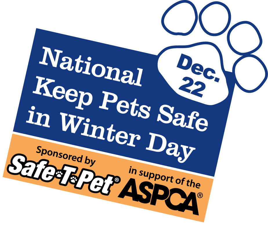 National Keep Pets Safe in Winter Day