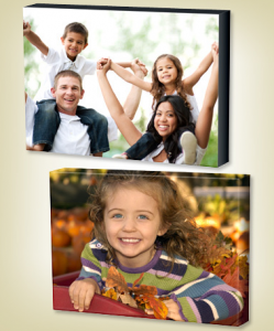 custom canvas photo art half off