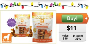 dogswell dog treats on sale
