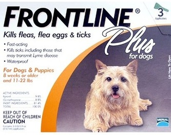 frontline plus discount for dogs