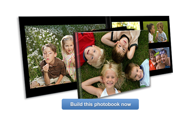 hardcover photo book on sale