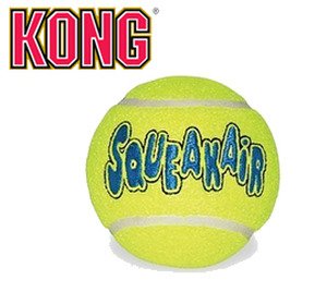 KONG tennis balls for dogs