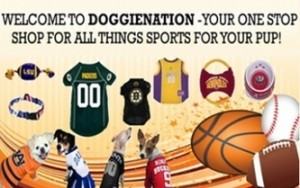 Pro Sports Team Dog Apparel
