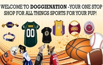 NFL and NCAA Sports Team Dog Apparel