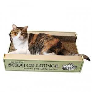 The Scratch Lounge for Cats on Sale at Fab.com