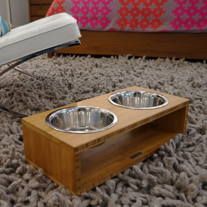 luxury pet feeder