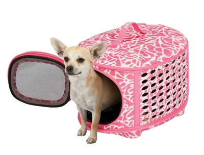 Win one of two Petmate Curvations Luxury Pet Carriers