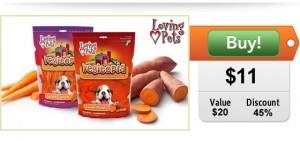 Pet Treats and Deals at DoggyLoot