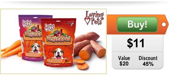 Pet Treats and Deals at DoggyLoot