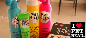 PET HEAD Styling Products Half Off