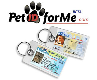 half off pet id with voucher