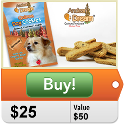 doggyloot deal for dog cookies