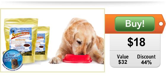 supergravy dog nutrition for picky eaters
