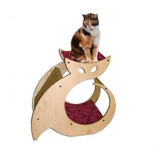 Cattino Kitty Condo and cat perch