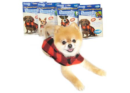 snuggie for dogs only $3 after signup credit at groupalicious