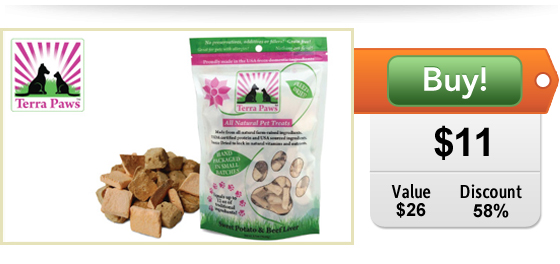 daily deals for dogs from doggyloot plus $5 bonus credit