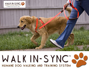 walk-in-sync giveaway at Dogtipper