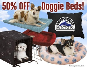 dog beds on sale at baxterboo