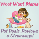 Woof Woof Mama - Pet Deals, Reviews and Giveaways!