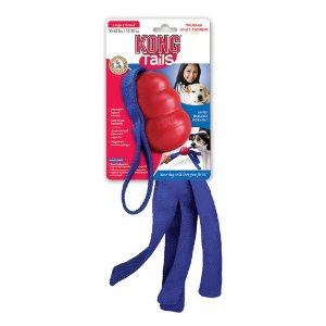 KONG Tails Dog Toy