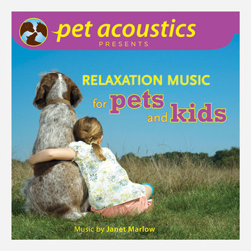relaxation music for pets and kids cd
