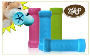 Crinkits Water Bottle Toy for Dogs