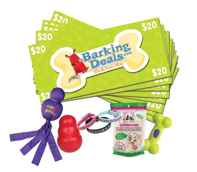 Win Barking Deals Gift Certificates