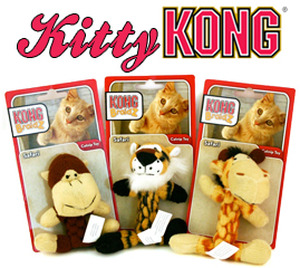 Kong BraidZ Catnip Toy