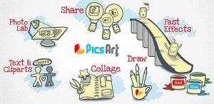 PicsArt Free Android App